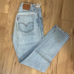 Levi's vintage fit high waisted perfect jeans